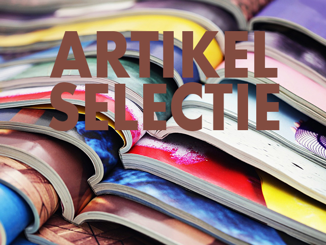 Artikelselectie April 2015